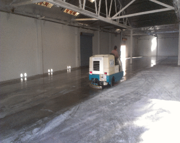 Inland Empire move out restoration concrete flooring services