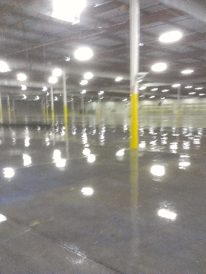 Warehouse Floor Striping and Markings company Inland Empire