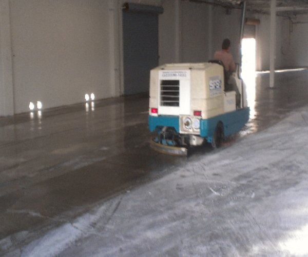 Los Angeles Long Beach Area Warehouse Commercial Cleaning