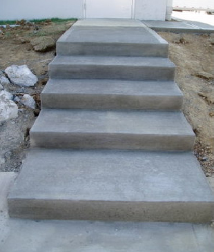 New Concrete Pouring Projects For Warehouse Concrete Fork Lift Ramps