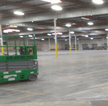 Vernon industrrail building warehouse cleaning services