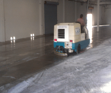 Orange County Industrial Building Commercial Cleaning