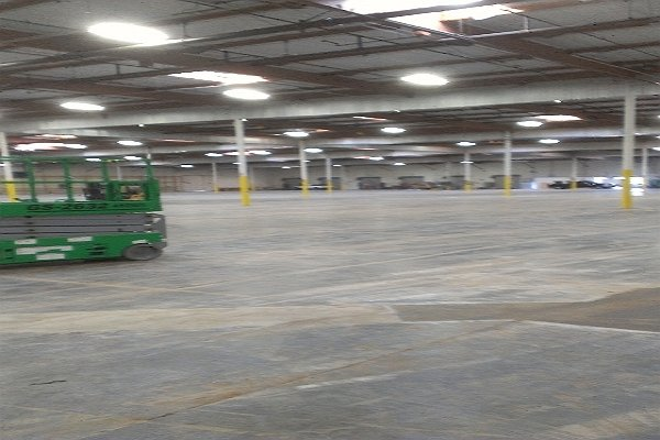 warehouse floor diamond polishing los angeles